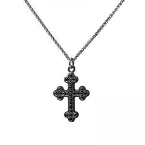 Black diamond cross